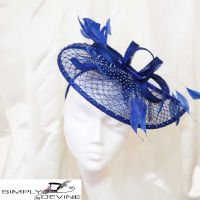 Royal Blue Sparkly Hatinator SN1282